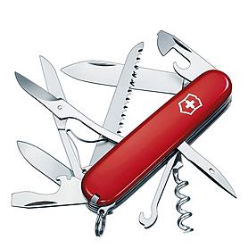 Нож швейцарский Victorinox Swiss Army Huntsman красный