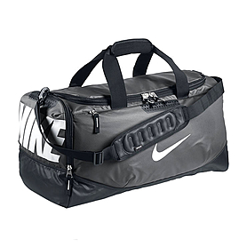 Сумка спортивная Nike Team Training Max Air Medium Duffel серая