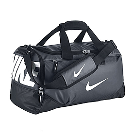 Сумка спортивная Nike Team Training Small Duffel серая