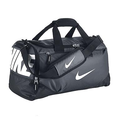Сумка спортивная Nike Team Training Small Duffel серая