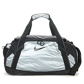 Фото 3 к товару Сумка спортивная женская Nike Varsity Girl Medium Duffe (Metallic)