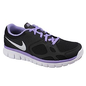 Фото 1 к товару Кросcовки женские Nike Flex 2012 RN Black