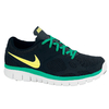 Кросcовки женские Nike Flex 2012 RN Green - фото 1