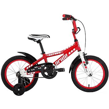 Велосипед детский 16'' Pride Arthur Red 2015