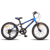 Велосипед детский 20'' Pride Jack 6 Blue 2015 - фото 1