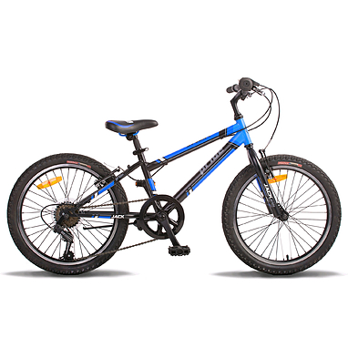 Велосипед детский 20'' Pride Jack 6 Blue 2015