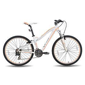 """Велосипед женский Pride Bianca 26"""" бело-перламутровый матовый 2015 рама - 18"""""""
