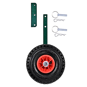 Фото 1 к товару Транцевые колеса для надувной лодки Bark