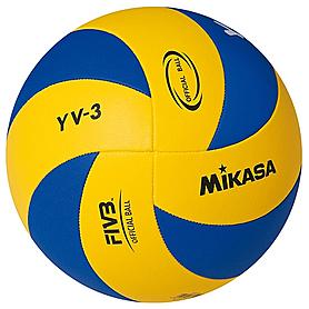 Фото 1 к товару Мяч волейбольный Mikasa YV-3 (Оригинал)