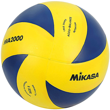 Мяч волейбольный Mikasa MVA2000 (Оригинал)