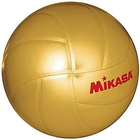 Фото 1 к товару Мяч волейбольный сувенирный Mikasa Gold VB8 (Оригинал)