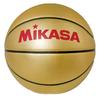 Мяч баскетбольный сувенирный Mikasa Gold ВB (Оригинал) - фото 1