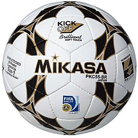 Фото 1 к товару Мяч футбольный Mikasa Kick Off Brilliant PKC55BR1 (Оригинал)