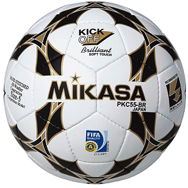 Мяч футбольный Mikasa Kick Off Brilliant PKC55BR1 (Оригинал)