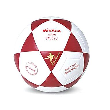 Мяч футзальный Mikasa SWL62U (Оригинал) красный
