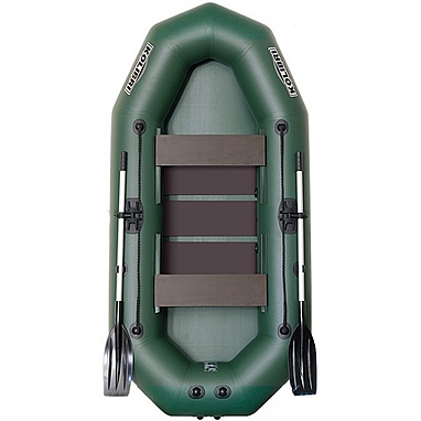 Лодка надувная Kolibri К-270Т+(слань-коврик)