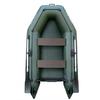 Лодка надувная моторная Kolibri КМ-260+(слань-коврик) - фото 1