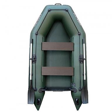 Лодка надувная моторная Kolibri КМ-260+(слань-коврик)