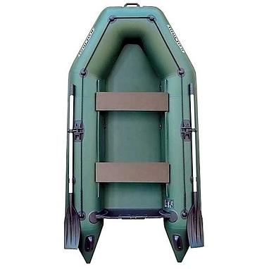 Лодка надувная моторная Kolibri КМ-280+(слань-коврик)