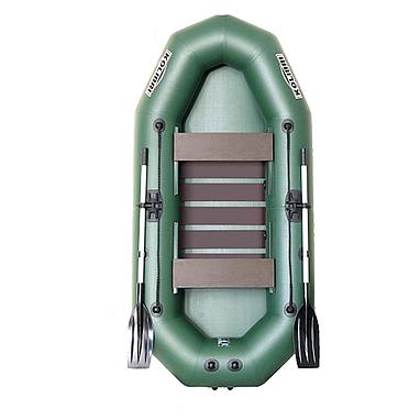Лодка надувная Kolibri К-270Т+(слань-книжка)