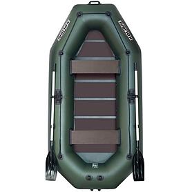 Лодка надувная Kolibri К-280СT+настилом (air-deck)