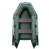 Лодка надувная моторная Kolibri КМ-260+настилом (air-deck) - фото 1