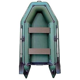 Лодка надувная моторная Kolibri КМ-280+настилом (air-deck)