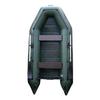 Лодка надувная моторная Kolibri КМ-330+настилом (air-deck) - фото 1