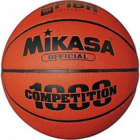 Фото 1 к товару Мяч баскетбольный Mikasa Competition BQ1000 (Оригинал)