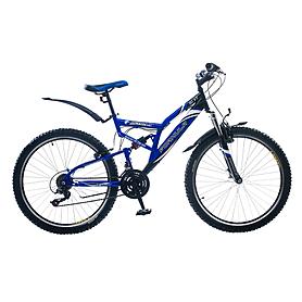 """Велосипед горный Formula Berkut 26"""" 2015 черно-синий рама - 18"""""""