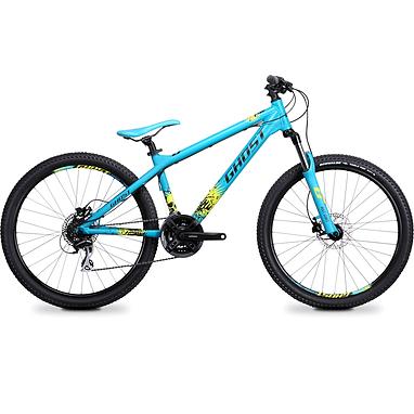 Велосипед горный Ghost 4-X Comp 2014 26
