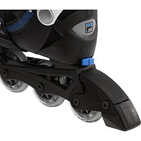 Фото 3 к товару Коньки роликовые Fila X-One Combo 2 Set + защита