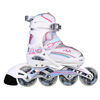 Коньки роликовые раздвижные Fila X-Led - фото 1