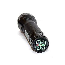 Фото 3 к товару Фонарь светодиодный металлический Police 35W (большой)