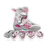 Коньки роликовые Спортивная коллекция Matrix Deluxe Pink - фото 1