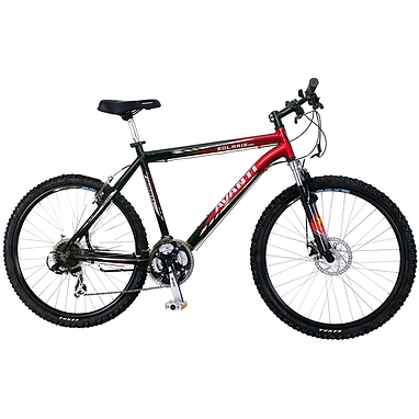 Велосипед горный Avanti Solaris Pro Disk 26'' черный