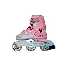 Коньки роликовые Kepai SK-321 Pink