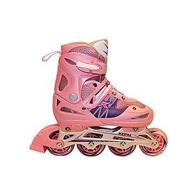Фото 1 к товару Коньки роликовые Kepai SK-900 Pink