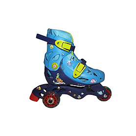 Коньки роликовые Kepai N221B Blue - 25-28