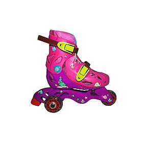 Фото 1 к товару Коньки роликовые Kepai N221B Pink