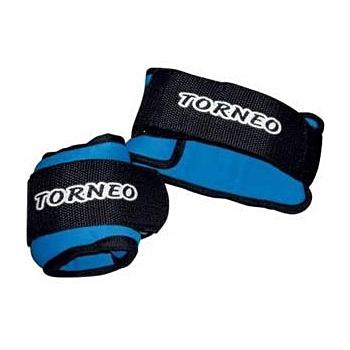 Утяжелители для рук Torneo 2 шт по 2 кг