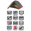 Палатка двухместная Tramp Sarma - фото 2