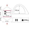Палатка двухместная Tramp Sarma - фото 3
