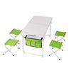 Стол раскладной + 4 стула Кемпинг ТА-484 + 4 стула - фото 2