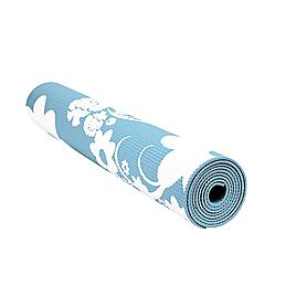 Коврик для йоги (йога-мат) Satya 6 мм Spokey