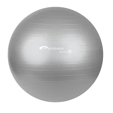 Мяч гимнастический (фитбол) 75 см Fitball 75 Spokey серый