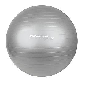 Фото 1 к товару Мяч гимнастический (фитбол) 65 см Fitball 65 Spokey серый