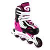 Коньки роликовые/ледовые Pirouette Spokey розовые - фото 2