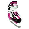 Коньки роликовые/ледовые Pirouette Spokey розовые - фото 3