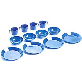 Фото 1 к товару Набор посуды на 4 персоны Camper's Tableware Set Coghlan's